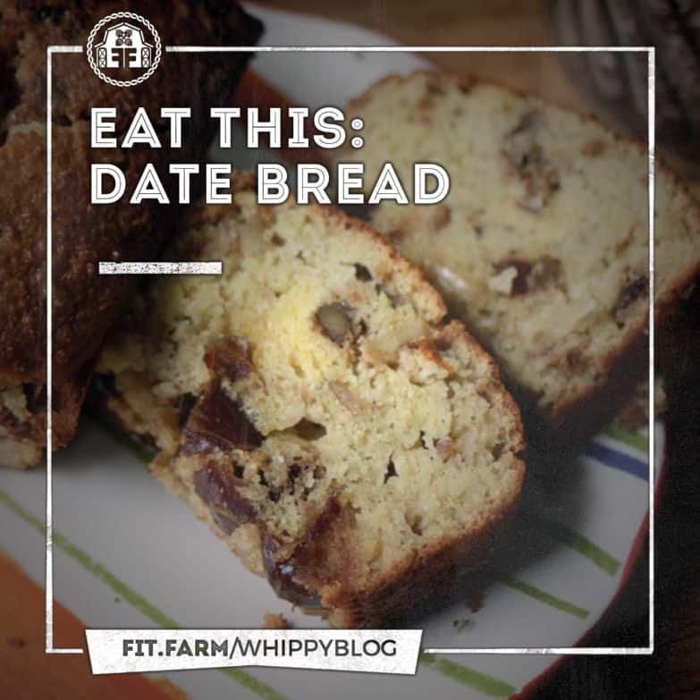 eat this: date bread