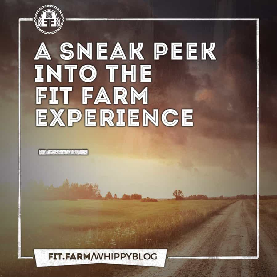 The Fit Farm Experience