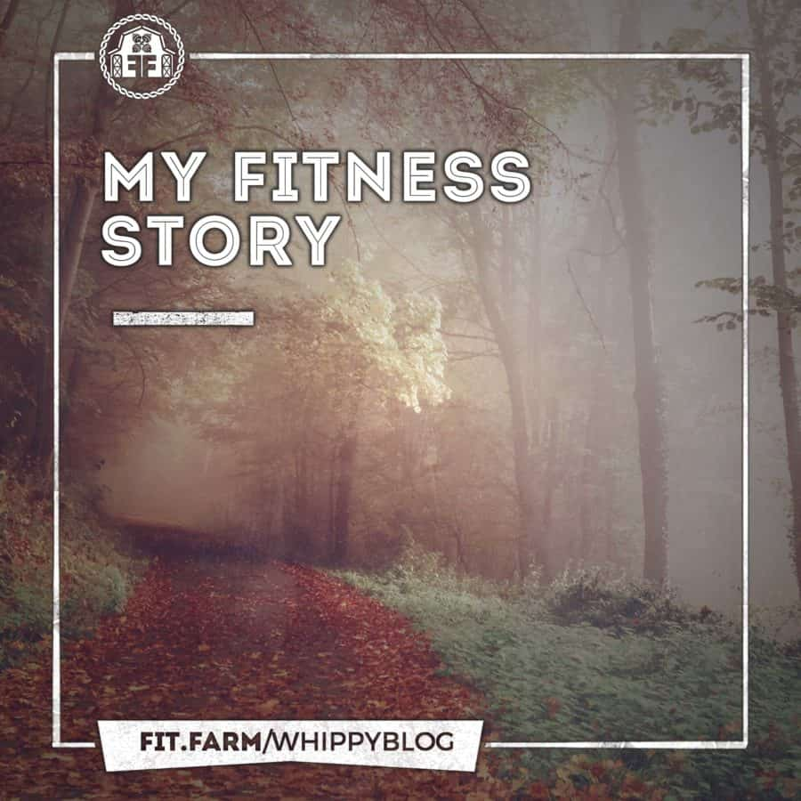 my fitness story