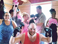 Fitness at Fit Farm at Rock Springs - Adult Fitness Retreat Nashville